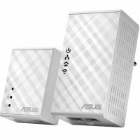 Powerline-адаптер Asus PL-N12 (2шт.)