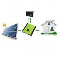 Солнечная электростанция ALTEK CЭС 1кВт плюс