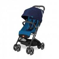 Прогулочная коляска GB QBIT+ Sea Port Blue (616240010)