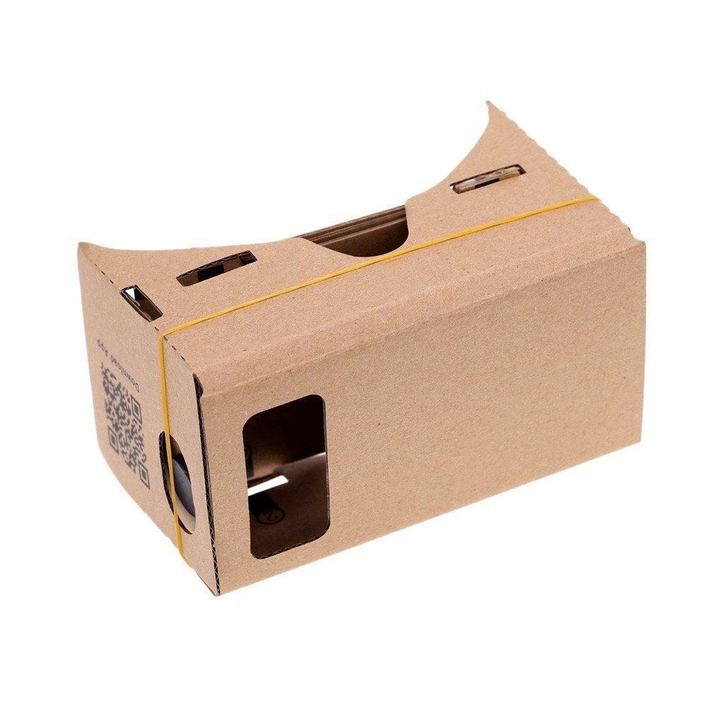 ≡ 3D очки виртуальной реальности (картон) – купить в Киеве  dd9aa751c6435