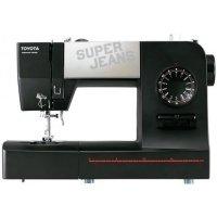 Бытовая швейная машина TOYOTA Super Jeans 15PE