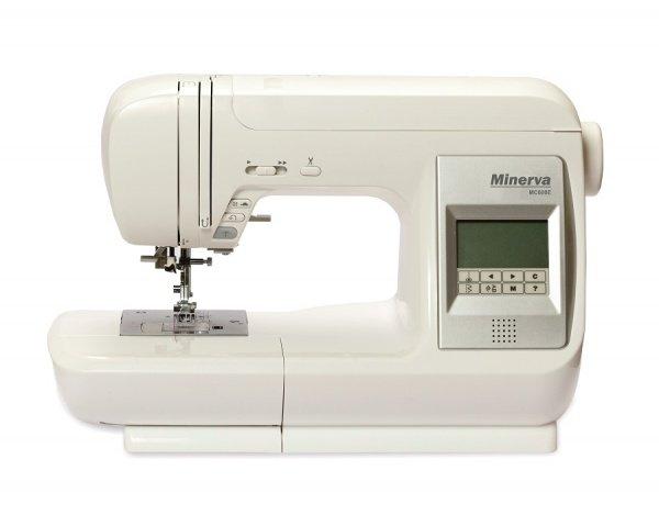 Купить Швейные машинки, Бытовая швейная машина Minerva MC 600E