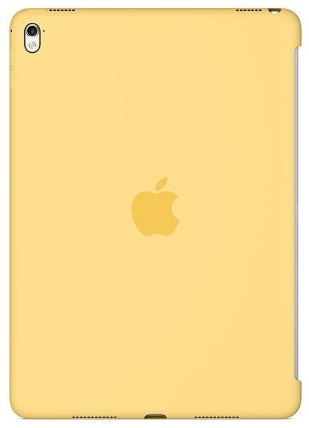 Купить Чехлы для планшетов, Чехол Apple Silicone Case для iPad Pro 9.7 Yellow (MM282ZM/A)