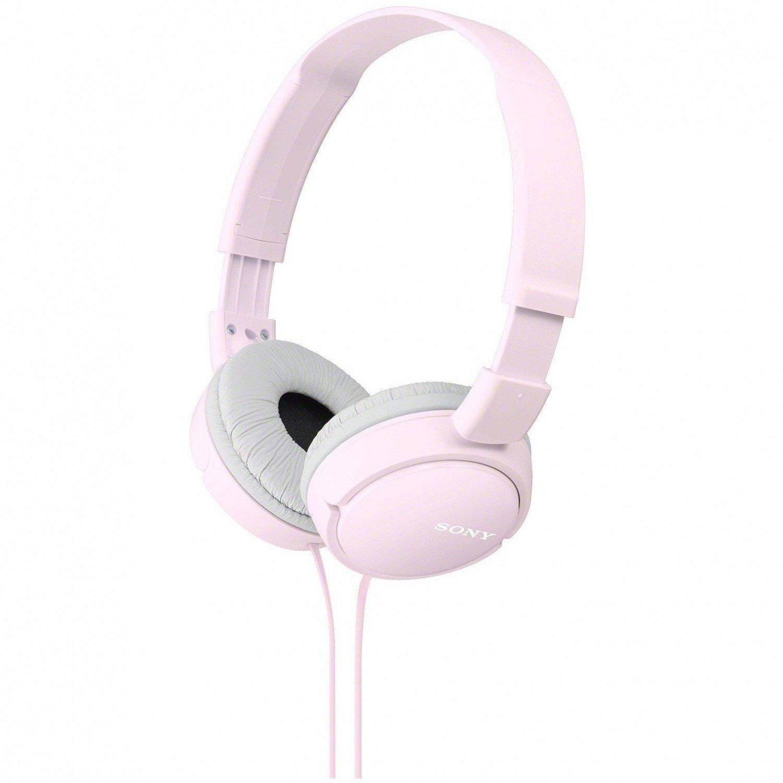 ≡ Наушники Sony MDR-ZX110 Pink – купити в Києві  3eb0ee5c35ec7