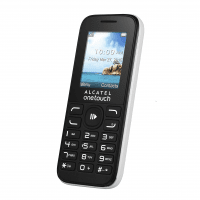 Мобильный телефон Alcatel OneTouch 1052D Pure White