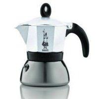 Гейзерна кавоварка Bialetti Moka Express Induction 360 мл (0004933)