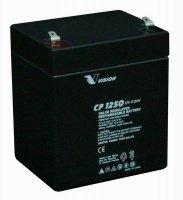 Аккумуляторная батарея Vision 12V 5Ah (CP1250)