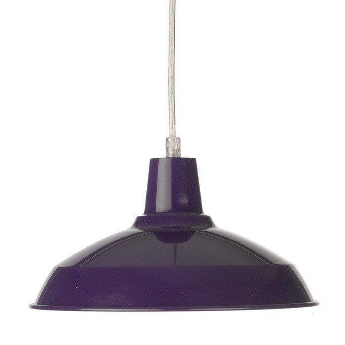 Світильник підвісний Philips Massive Janson 408519610 1x60W 230V Purpleфото