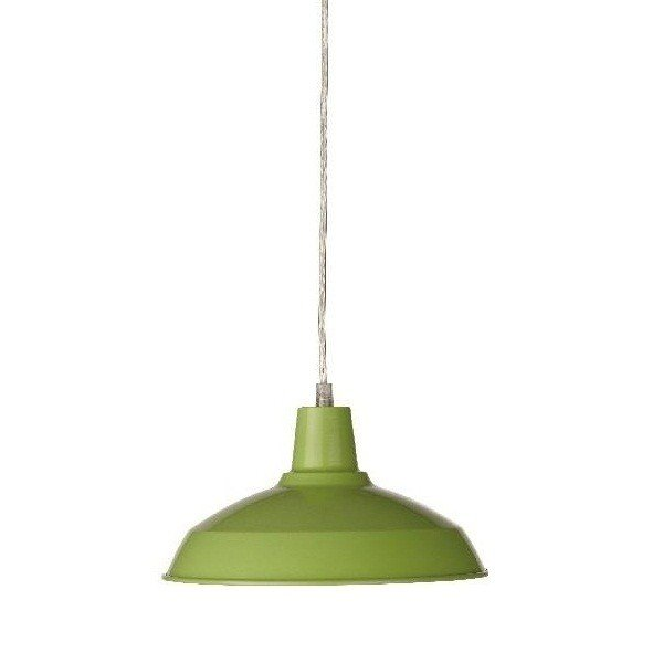 Светильник подвесной Philips Massive Janson 408513310 1x60W 230V Green
