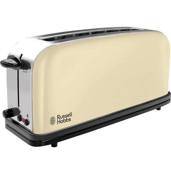 8d212e1f4 Тостер Russell Hobbs 21395-56 Classic Cream Long Slot Toaster фото 1
