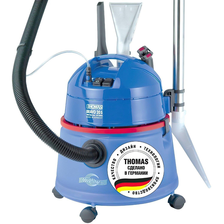 Моющий пылесос Thomas Bravo 20 S Aquafilter фото