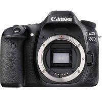 Фотоаппарат CANON EOS 80D Body c Wi-Fi (1263C031)