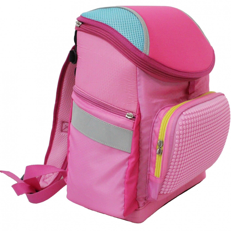 b7261b66b377 ≡ Рюкзак Upixel Super class school Розовый (WY-A019B) – купить в ...