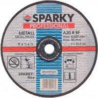 Отрезной круг по металлу Sparky 180x3