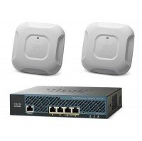 Контроллер и точки доступа Cisco Mobility Express Bundle AP3700i and WLC2504 with 25 lic