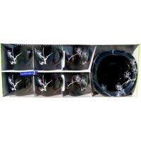 Чайный сервиз Luminarc GREEN ODE 6х220 мл (G4091)