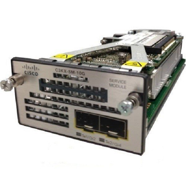 Модуль Cisco Catalyst 3K-X 10G Service Module Spare (C3KX-SM-10G=) фото 1