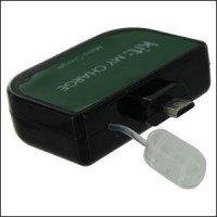 Портативный аккумулятор Kit My Charge Micro USB Emergency Charger 600mAh Black