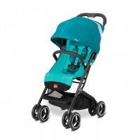 Прогулочная коляска GB QBIT+ Capri Blue (616240011)