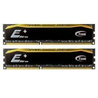 Пам'ять для ПК TEAM GROUP DDR4 2400 16GB (2x8GB) Elite Plus Black (TPD416G2400HC16DC01)