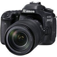 Фотоаппарат CANON EOS 80D + 18-135 IS nano USM (1263C040)