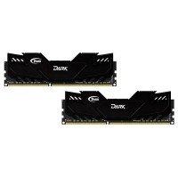 Пам'ять для ПК TEAM GROUP DDR4 2800 16GB (2x8GB) Dark Black (TDKED416G2800HC16ADC01)