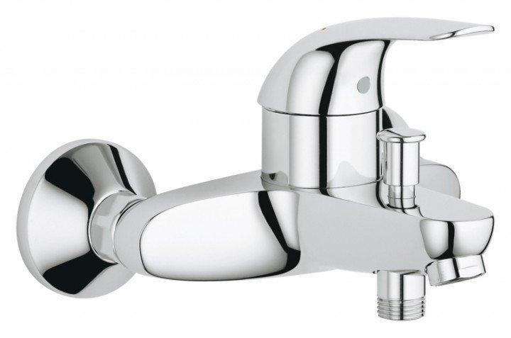 Смеситель для ванны GROHE Euroeco 32743000 фото 1