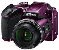 Фотоаппарат NIKON Coolpix B500 Purple (VNA952E1)