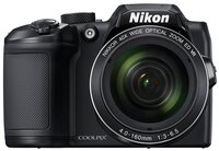Фотоаппарат NIKON Coolpix B500 Black (VNA951E1)