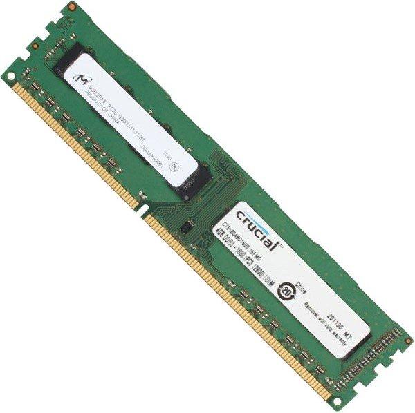 Купить Память для ПК Micron Crucial DDR3 1600 4GB (CT51264BD160B)