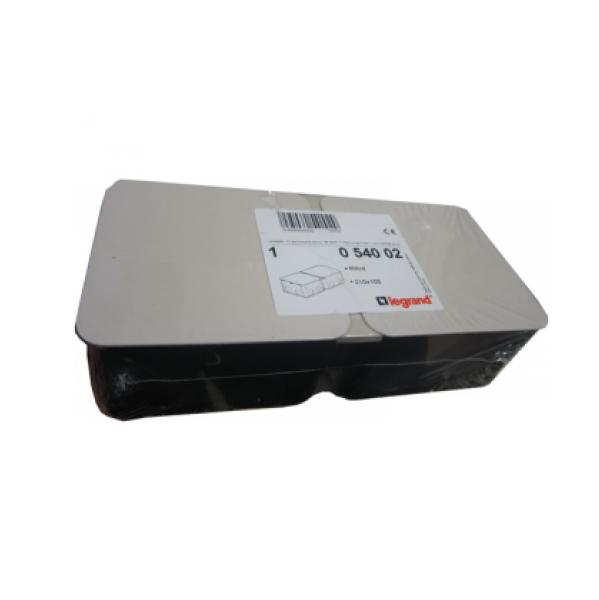 Купить Монтажная коробка Legrand в бетон 6 модулей, металл, DLP
