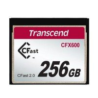 Карта памяти TRANSCEND Cfast 2.0 256GB 600X R515/W350 MB/s (TS256GCFX600)
