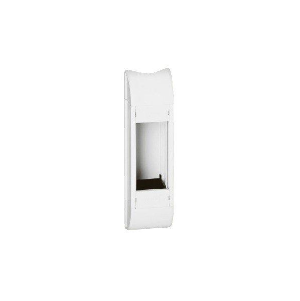 Розеточный блок для колонны (суппорт) Legrand, пустой, 4 модуля, 215мм, white, DLP  - купить со скидкой