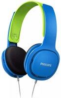 Навушники Philips Kids SHK2000BL / 00 Blue