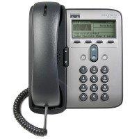 Проводной IP-телефон Cisco 7911G IP Phone (SW Lic. NOT INCLUDED) REMANUFACTURED