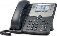 Проводной IP-телефон Cisco SB SPA508G 8 Line IP Phone With Display, PoE and PC Port REMANUFACTURED