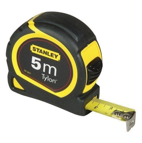 Рулетка измерительная Stanley Tylon 5м (0-30-697) фото 1