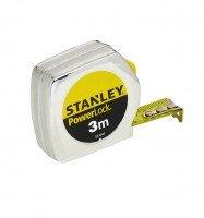 Рулетка измерительная Stanley Powerlock 3м (0-33-041)