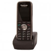 Системный IP-DECT телефон Panasonic KX-UDT121RU, для БС UDS124