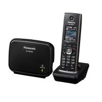 IP-DECT телефон Panasonic KX-TGP600RUB Black