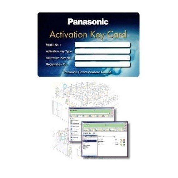 Ключ-опция Panasonic KX-NSM705X для KX-NS1000, 5 SIP Ext фото 1