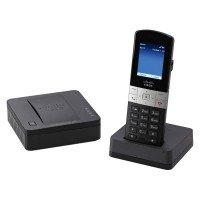 Телефон IP-DECT Cisco SB SPA302 Multi-Line DECT Handset with Base Station REMANUFACTURED
