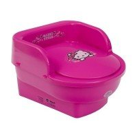 Горшок-трон Maltex Hello Kitty розовый (9863)