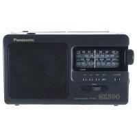Портативний радіоприймач Panasonic RF-3500 (RF-3500E9-K)