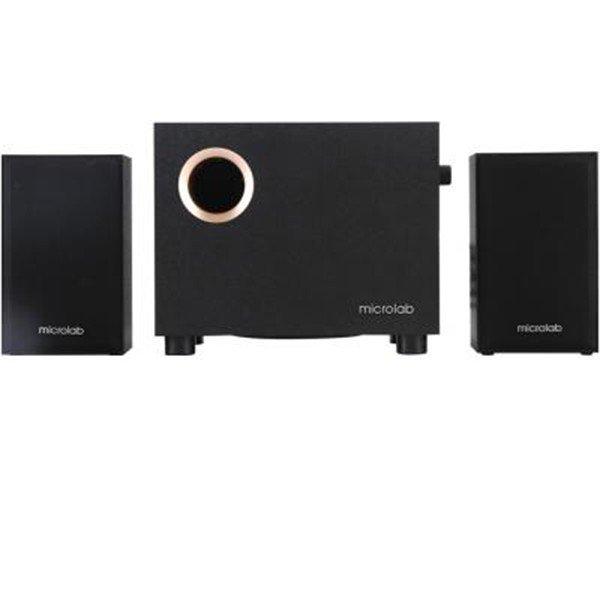 Купить Компьютерная акустика, Акустическая система 2.1 Microlab M-105 black (M-105)