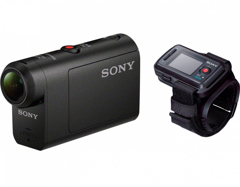 Екшн-камера SONY HDR-AS50 + пульт д/у RM-LVR3 (HDRAS50R.E35)фото