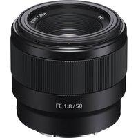 Объектив Sony FE 50 mm F1.8 (SEL50F18F.SYX)