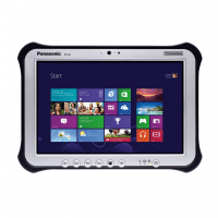 "Планшет Panasonic TOUGHPAD FZ-G1 10.1"" 3G 4/128Gb Silver"