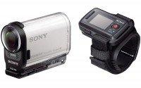 Экшн-камера SONY HDR-AS200V + пульт д/у RM-LVR2 + набор аксессуаров (HDRAS200VB.AU2)