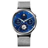 Смарт-часы HUAWEI Watch (Stainless Steel with Stainless Steel Mesh Band)